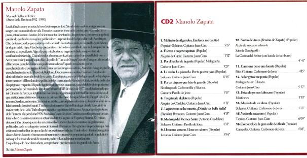 Zapata bio y cantes b